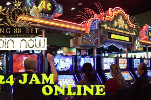 Judi Slot Casino Online fitur terbaik