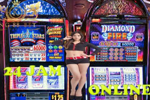 Mesin Slot Judi Casino terpopuler di Indonesia