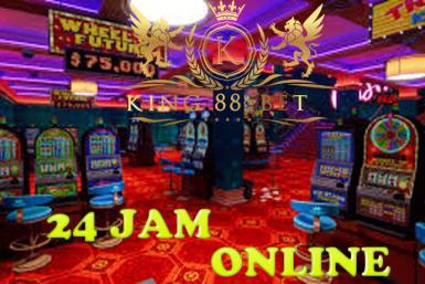 Mesin Slot Online Casino tercanggih
