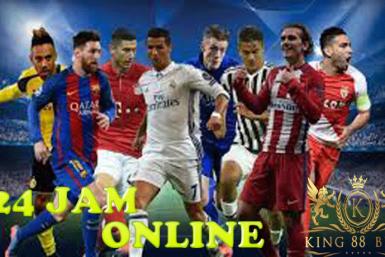 Taruhan Judi Online Bola terlengkap